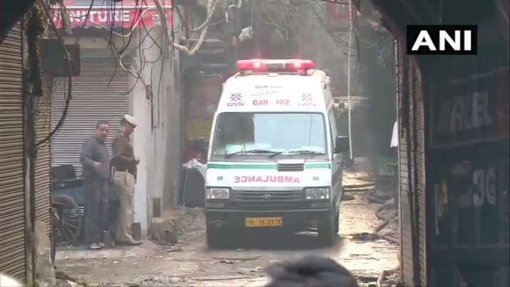 10 dead, 50 rushed to hospital as major fire breaks out in