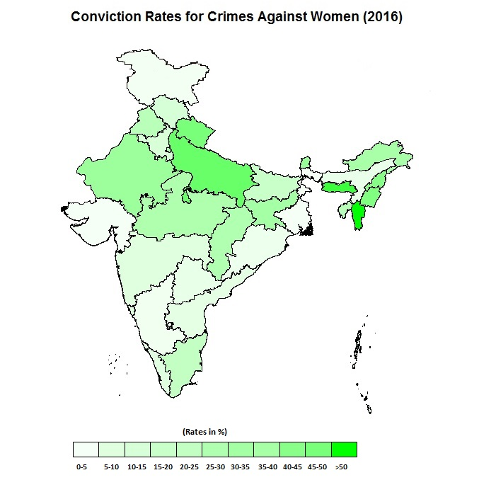India Tv - Conviction rates
