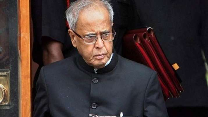 Pranab Mukherjee on ventilator support after successful surgery to remove clot in Brain