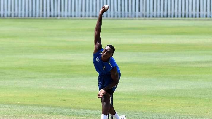 Lungi Ngidi ruled out of 1st Test against England
