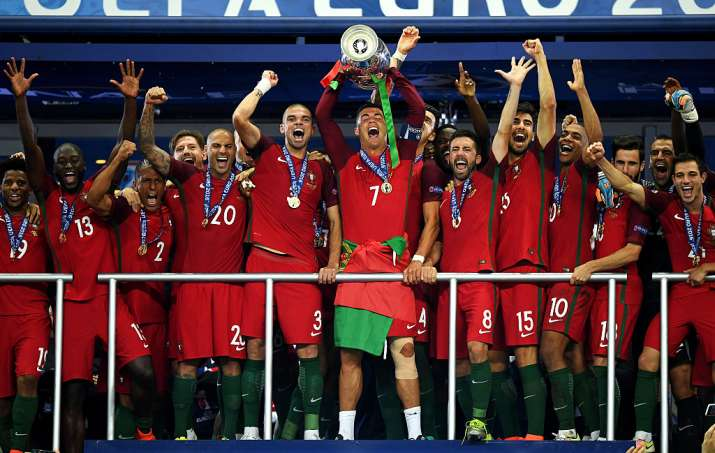 India Tv - Spain's maiden WC to Leicester's fairytale season: Memorable football moments of the decade
