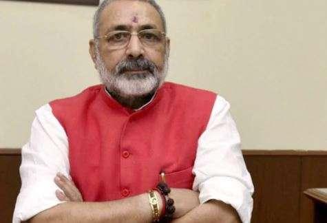 Giriraj Singh slams Rahul Gandhi for using 'Savarkar' surname