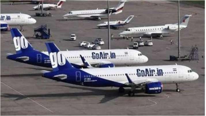 Go Air engine inspection