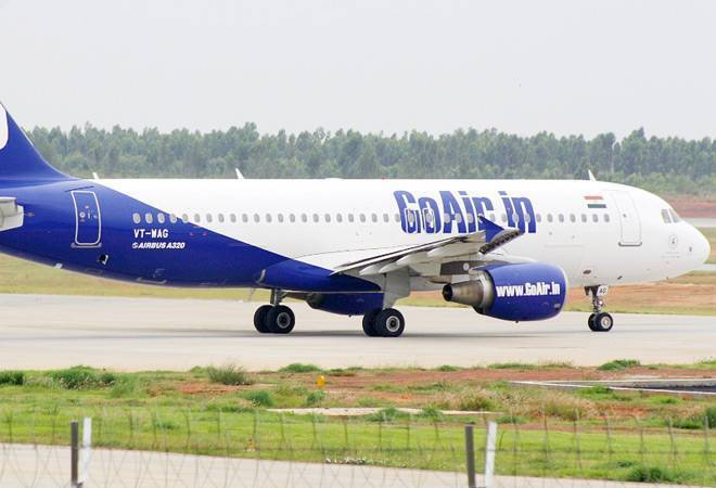 18 GoAir flights were cancelled due to cockpit crew crunch leaving thousand of passengers stranded