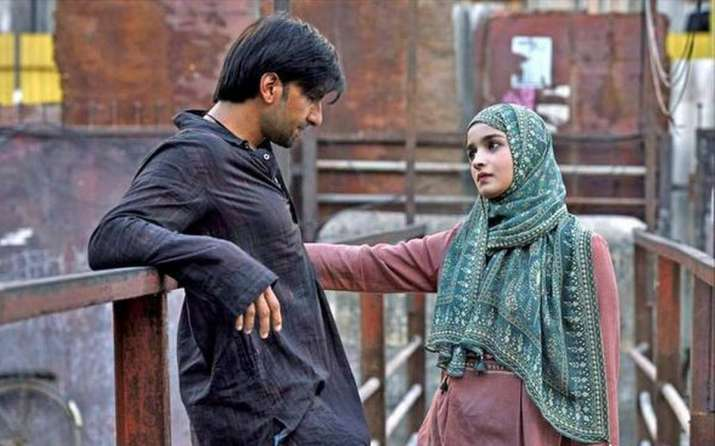 India Tv - A still from 'Gully Boy'