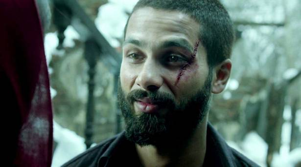 India Tv - A still from 'Haider'
