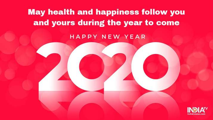 Happy New Year 2020 Best Wishes Whatsapp Messages