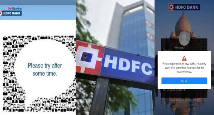 ALERT! HDFC Bank's Net Banking, app down for 2nd day due to