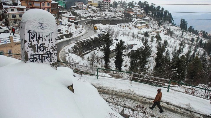 Want to enjoy snow, extend holidays in Himachal! | India News ...
