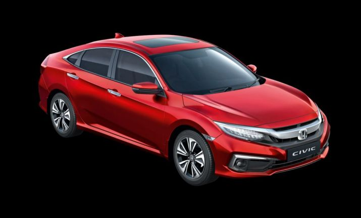 India Tv - Honda Civic