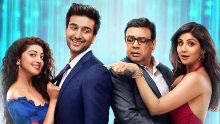 Meezan Jafri, Pranitha Subhash join Shilpa Shetty, Paresh Rawal in Hungama 2. Check new poster