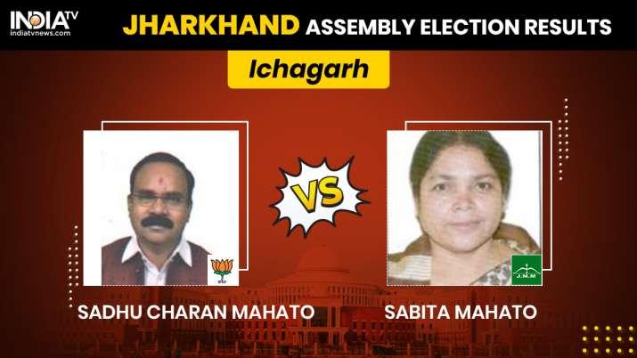 Ichagarh Constituency Result 2019 live: Sadhu Charan Mahato