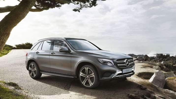 Mercedes Benz launches all-new GLC priced at ₹ 52.75 lakh