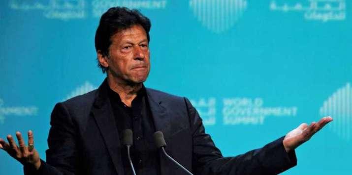 India Tv - Pakistan Prime Minister Imran Khan