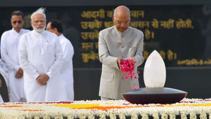 Prez, PM pay tributes to Vajpayee on his 95th birth