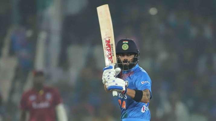 India vs West Indies virat kohli records