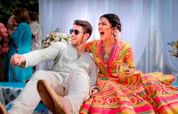 India Tv - Priyanka Chopra and Nick Jonas