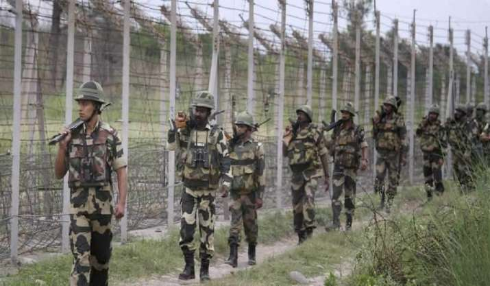 BSF working on tech solutions to combat drones along