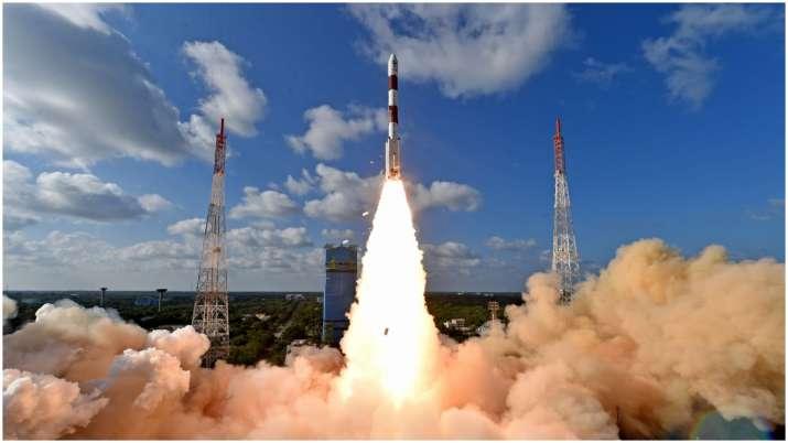 ISRO launches India's spy satellite RISAT-2BR1