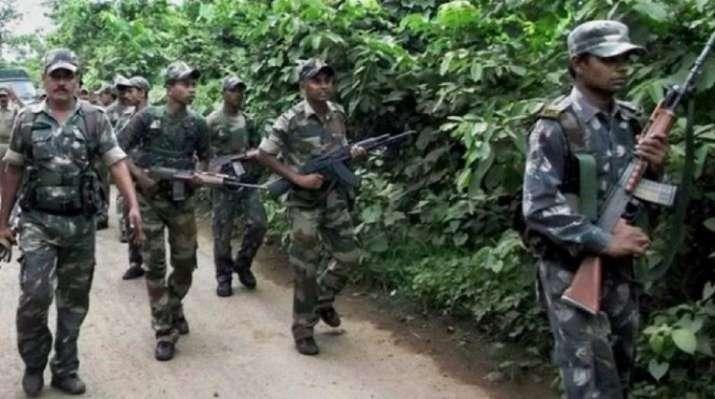 ITBP jawans killed in Chhattisgarh