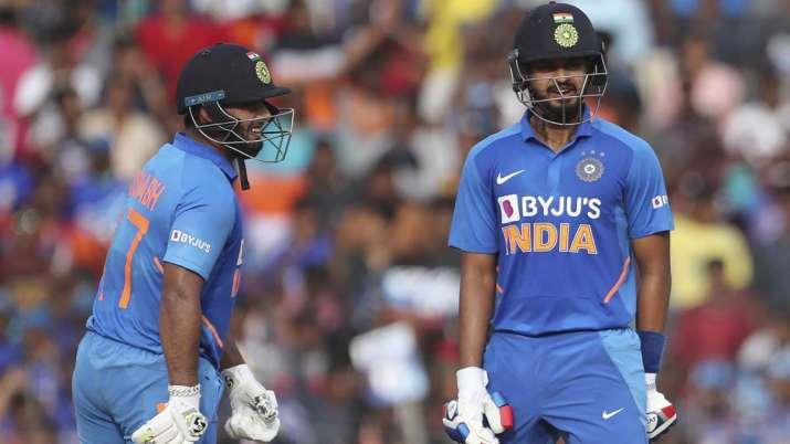 India vs West Indies Shreyas Iyer Rishabh Pant