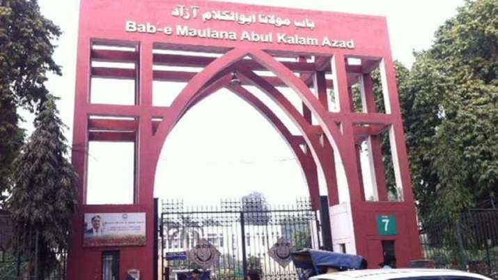 Seven-Member NHRC team visits Jamia Campus