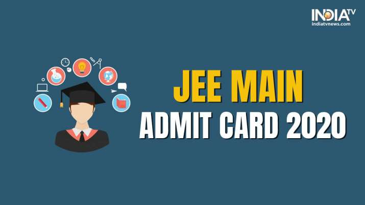 JEE Main Admit Card 2020 to be out today; Check how to