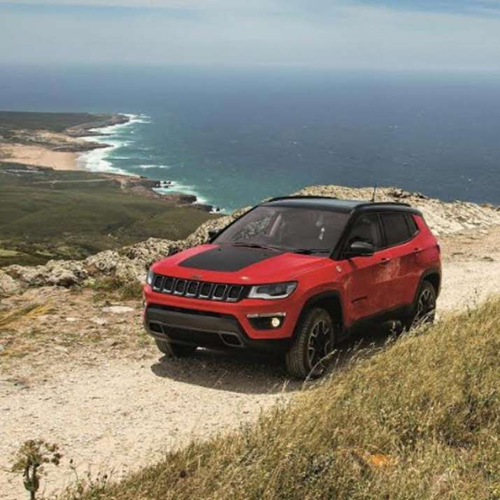 India Tv - Jeep Compass