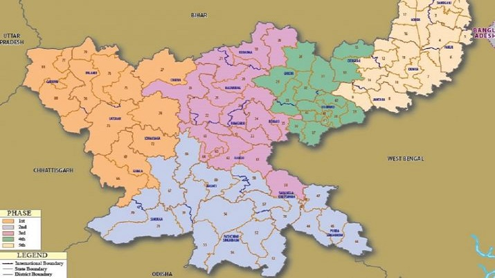 Jharkhand Elections: Phase 4 of polling to take place on