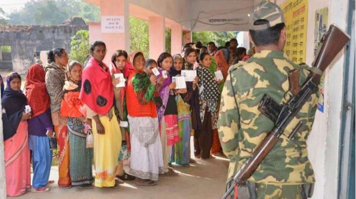 Jharkhand Assembly polls: Firing at 2 booths in Gumla, one dead