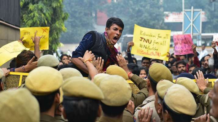 Exams on track, 'strict action' if prevented: JNU admin