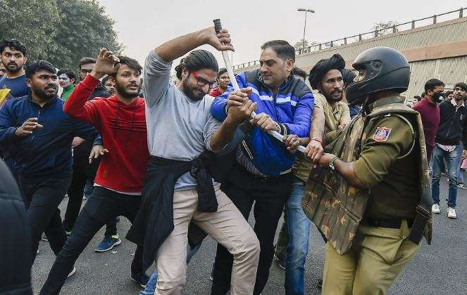 JNU protests: Union dismisses claim of students vacating admin building