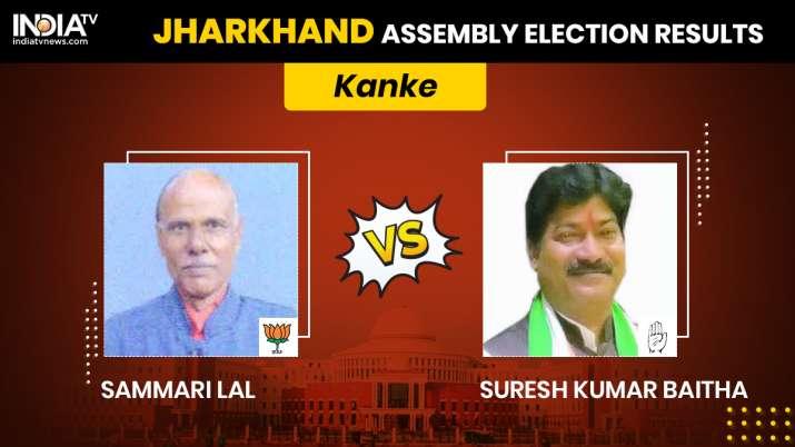 Kanke Constituency Result: