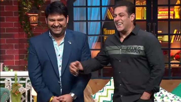 India Tv - A still from 'The Kapil Sharma Show'