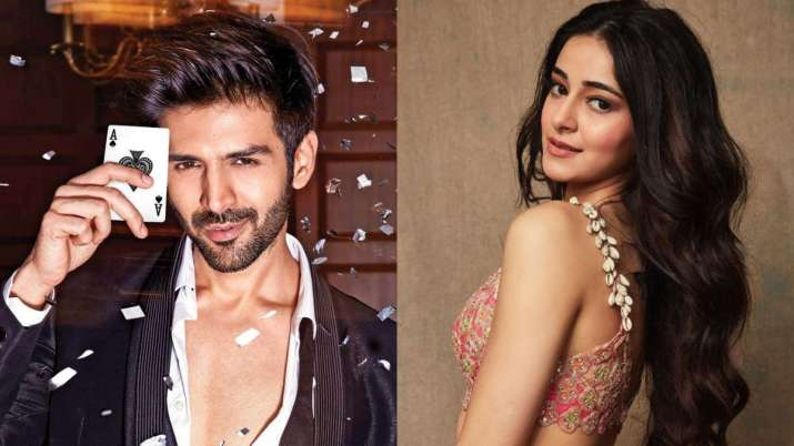 Kartik Aaryan reacts to dating rumours with Ananya Panday
