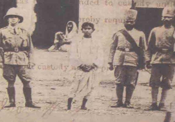 Khudiram Bose, British Empire,