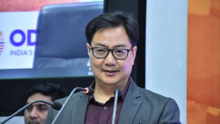 Kiren Rijiju reviews SAI's steps on athletes engagement in wake of COVID-19 pandemic