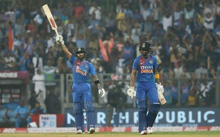 ICC T20I Rankings