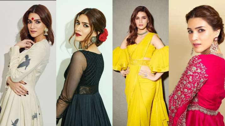 Kriti Sanon Is High On Indian Ethnic Wear And We Are Here For It Fashion News India Tv