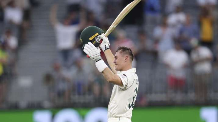 Marnus Labuschagne australia vs new zealand