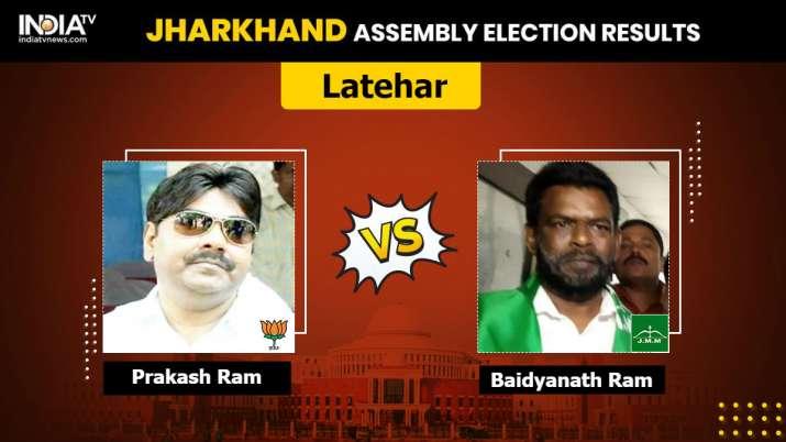 Latehar Constituency result 2019