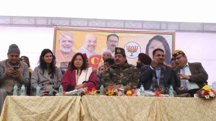 BJP releases 'Aarop Patra' attacking AAP ahead of 2020