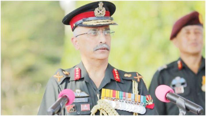 Lieutenant General Manoj Naravane