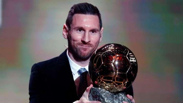 lionel messi, meg rapinoe, lionel messi ballon d'or, lionel messi wins, lionel messi record, ballon
