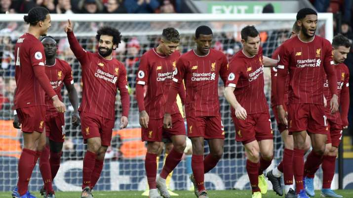 File image of Liverpool FC