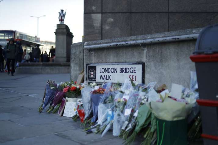 London bridge vigil terror attack stabbing