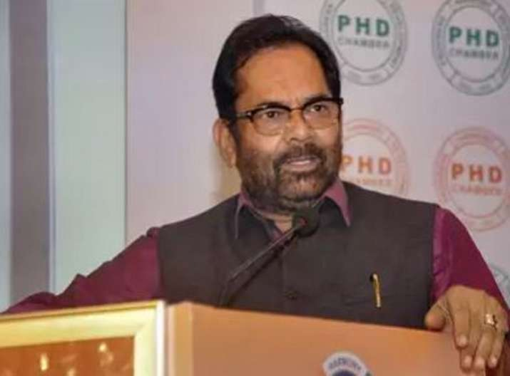 Naqvi slams AIMPLB, Jamiat for Ayodhya decision review bid, says matter closed for people