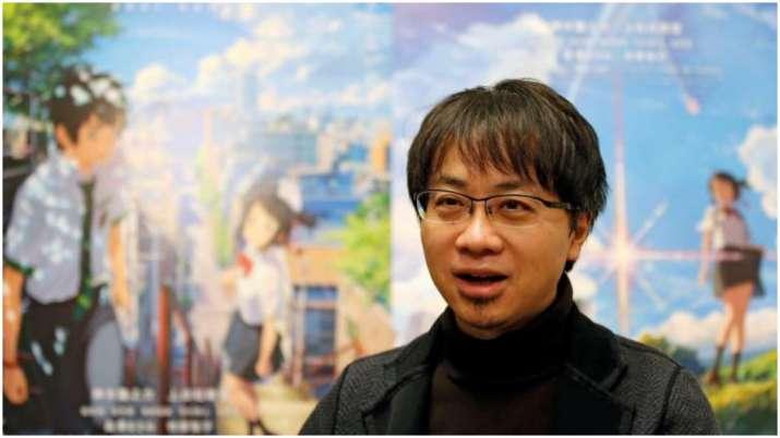Japanese director Makoto Shinkai: Trying to make world better in my own way