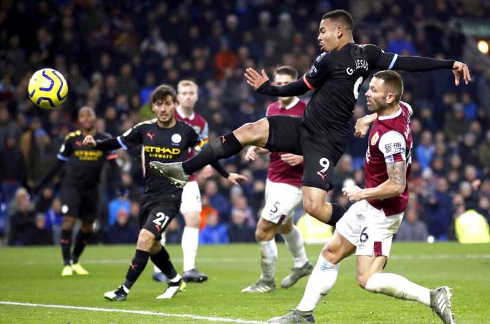 gabriel jesus, manchester city, man city vs burnley, manchester city vs burnley