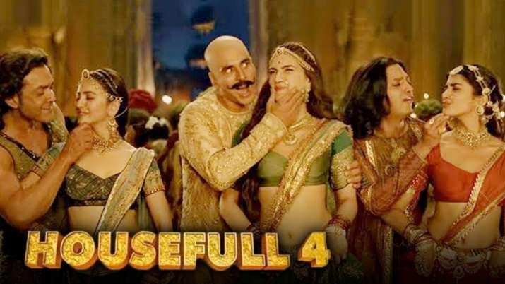 India Tv - Housefull 4